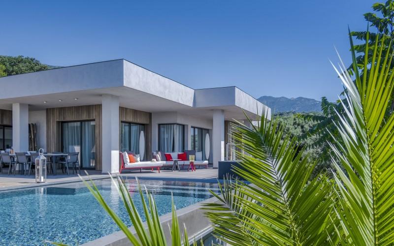 Independent villas