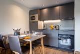 Alpe D'Huez Location Appartement Luxe Amara Cuisine