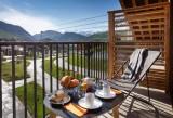 Alpe D'Huez Location Appartement Luxe Amaro Balcon