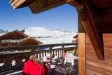 Alpe d'Huez Luxury Rental Chalet Abelsonite Exterior