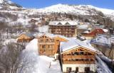 Alpe d'Huez Location Chalet Luxe Abenekite Exterieur