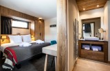 Alpe D'Huez Location Chalet Luxe Acenakite Chambre