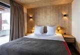 Alpe D'Huez Location Chalet Luxe Acenekite Chambre