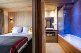 Alpe D'Huez Location Chalet Luxe Acenekite Chambre Suite