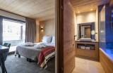 Alpe D'Huez Location Chalet Luxe Acenokite Chambre3