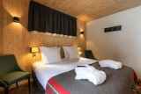 Alpe D'Huez Location Chalet Luxe Acenokite Chambre6