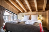 Alpe D'Huez Location Chalet Luxe Acenokite Chambre8