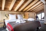Alpe D'Huez Location Chalet Luxe Acenukite Chambre