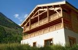 Alpe d'Huez Location Chalet Luxe Novagris Exterieur