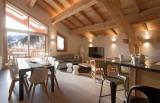 Alpe d'Huez Location Chalet Luxe Novagris Interieur