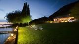 Annecy Location Villa Luxe Pierre De Canelle Exterieur Nuit