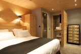Argentière Location Chalet Luxe Cancrinite Chambre 6