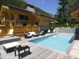 Chamonix Luxury Rental Chalet Cancrinite Pool