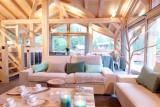 Chamonix Luxury Rental Chalet Cancrinite Living Area 2