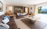 Calvi Luxury Rental Villa Diademe Royal Living Area 2