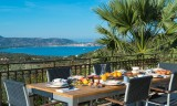 Calvi Luxury Rental Villa Diademe Royal Terrace