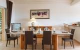 Calvi Luxury Rental Villa Doste Dining Area
