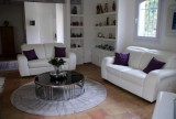 Cannes Luxury Rental Villa Calendula Living Room 5