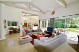 Cannes Location Villa Luxe Carraluma Séjour