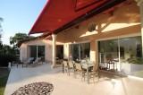 Cannes Location Villa Luxe Carraluma Terrasse