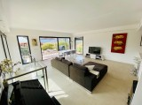 Cannes Luxury Rental Villa Colicotome Living Room