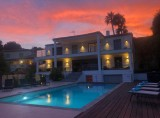 Cannes Location Villa Luxe Coquelourde Extérieur