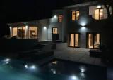 Cannes Luxury Rental Villa Coronille Night