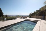 Cannes Luxury Rental Villa Corydale Pool
