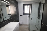 Cannes Luxury Rental Villa Corydale Shower Room