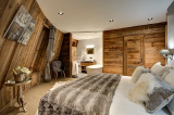 Chamonix Location Appartement Luxe Courase Chambre 2
