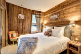 Chamonix Location Appartement Luxe Courase Chambre 4
