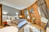 Chamonix Location Appartement Luxe Courase Chambre