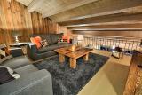 Chamonix Location Appartement Luxe Courase Mezzanine