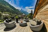 Chamonix Location Appartement Luxe Courase Terrasse