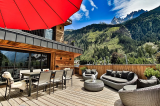 Chamonix Luxury Rental Appartment Courise Terrace 4