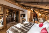 Chamonix Location Chalet Luxe Aconit Chambre 2