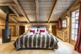 Chamonix Location Chalet Luxe Aconit Chambre