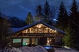 Chamonix Location Chalet Luxe Aconit Extérieur