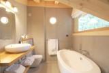 Chamonix Location Chalet Luxe Cancrinite Salle De Bain 2