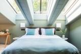 Chamonix Luxury Rental Chalet Coradu Bedroom