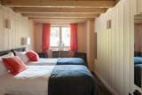 Chamonix Luxury Rental Chalet Coradu Bedroom 3