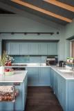 Chamonix Luxury Rental Chalet Coradu Kitchen
