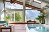 Chamonix Luxury Rental Chalet Coradu Jacuzzi