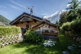 Chamonix Location Chalet Luxe Corencite Jardin