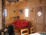 Chamonix Location Chalet Luxe Corencite Séjour