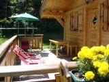 Chamonix Location Chalet Luxe Corencite Terrasse 2