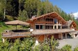 Chamonix Location Chalet Luxe Corise Extérieur