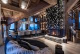 Chamonix Luxury Rental Chalet Cornite Living Area 4