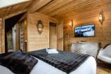 Chamonix Location Chalet Luxe Coronite Chambre 4