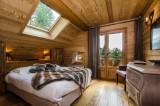 Chamonix Location Chalet Luxe Coronite Chambre